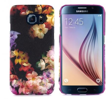 Ted Baker Alli Crosshatch Samung Galaxy S6 Case.
