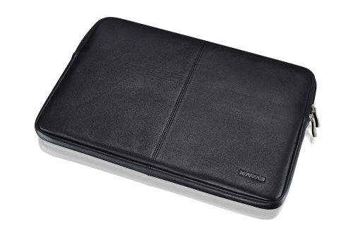 Leather MacBook 12 sleeve