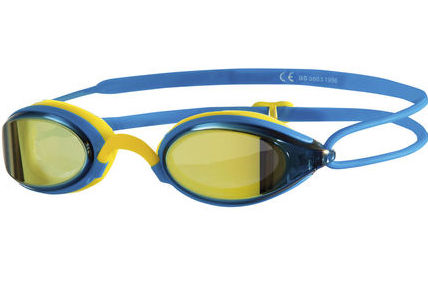 Zoggs-Fusion-Air-Gold-Mirror-Goggles-Swimming-Goggles-Blue-Yellow-SS14-311755