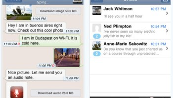 10 chat apps to use when texting just isn't enough: BBM