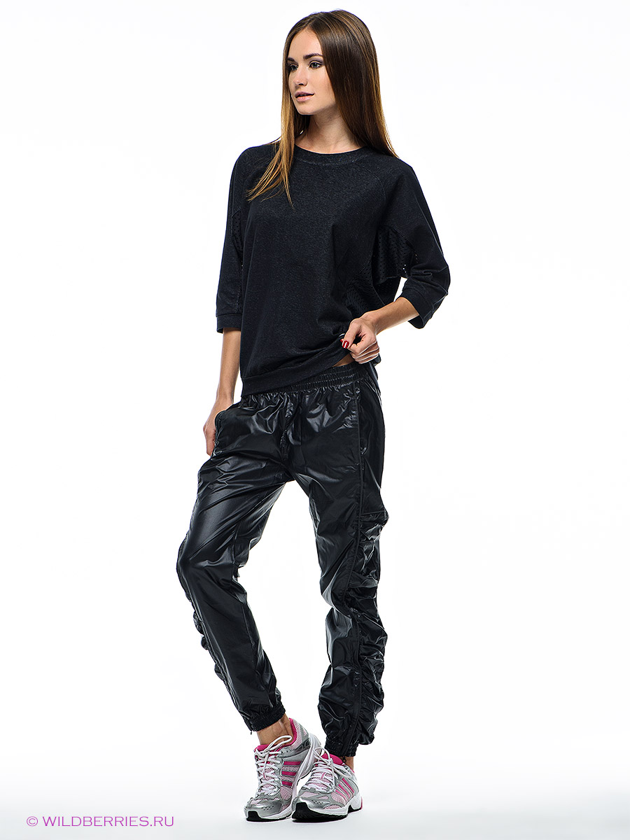 Adidas Stella McCartney Run Woven Pants Full Body