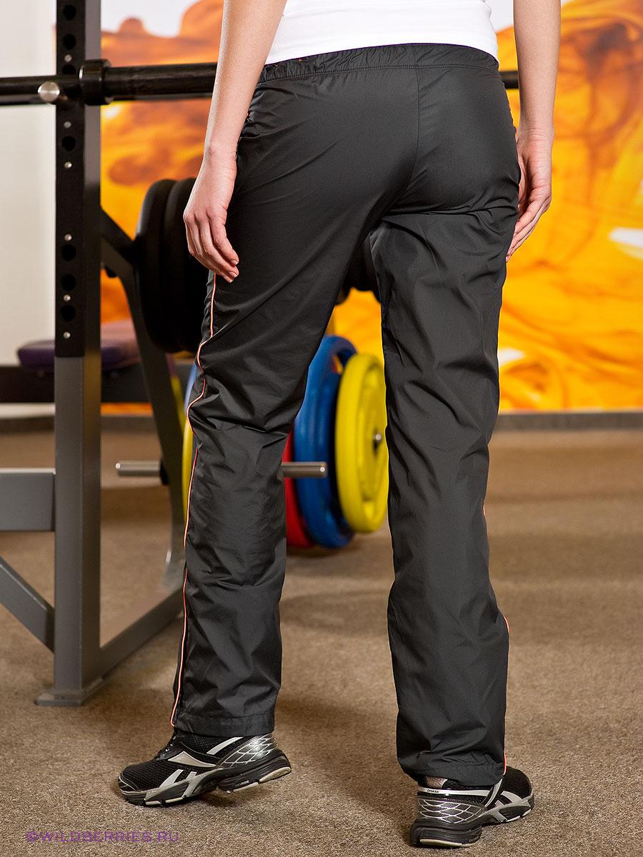 Nike Nylon Taffetta Pants Side Piping Back View
