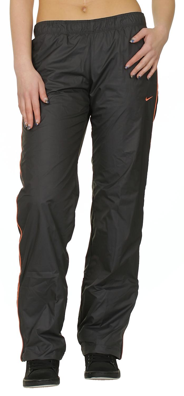 Nike Nylon Taffeta Side Piping Pants Front