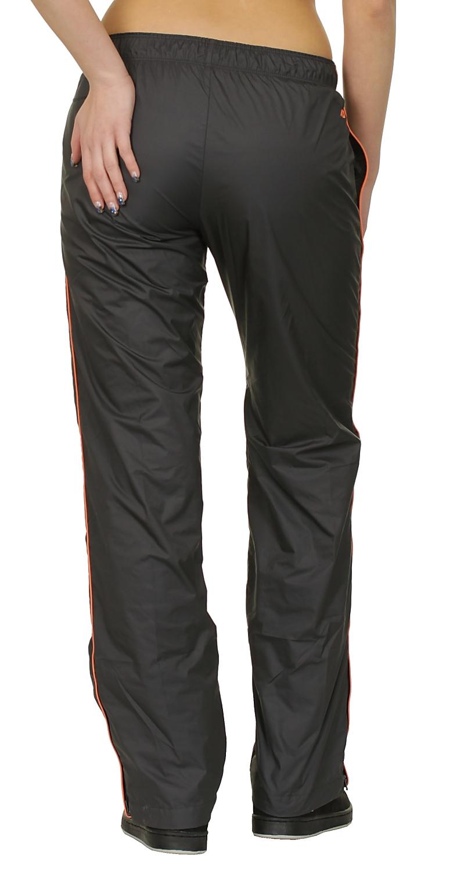 Nike Nylon Taffeta Side Piping Pants Rear
