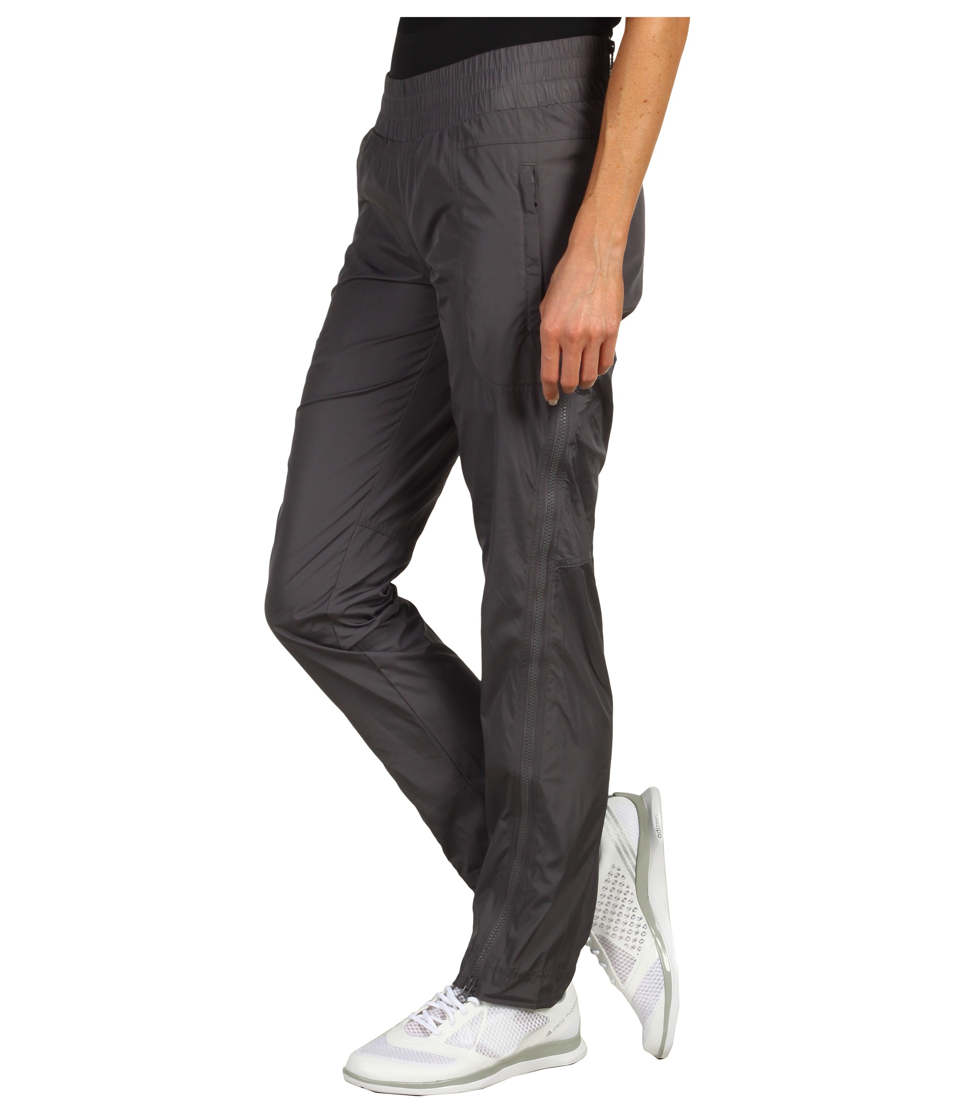 Adidas Stella McCartney Studio Woven Pants Side View