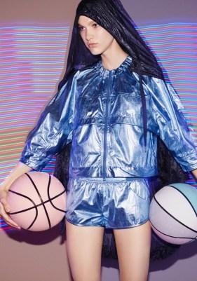 Adidas Stella McCartney Blue Tracksuit