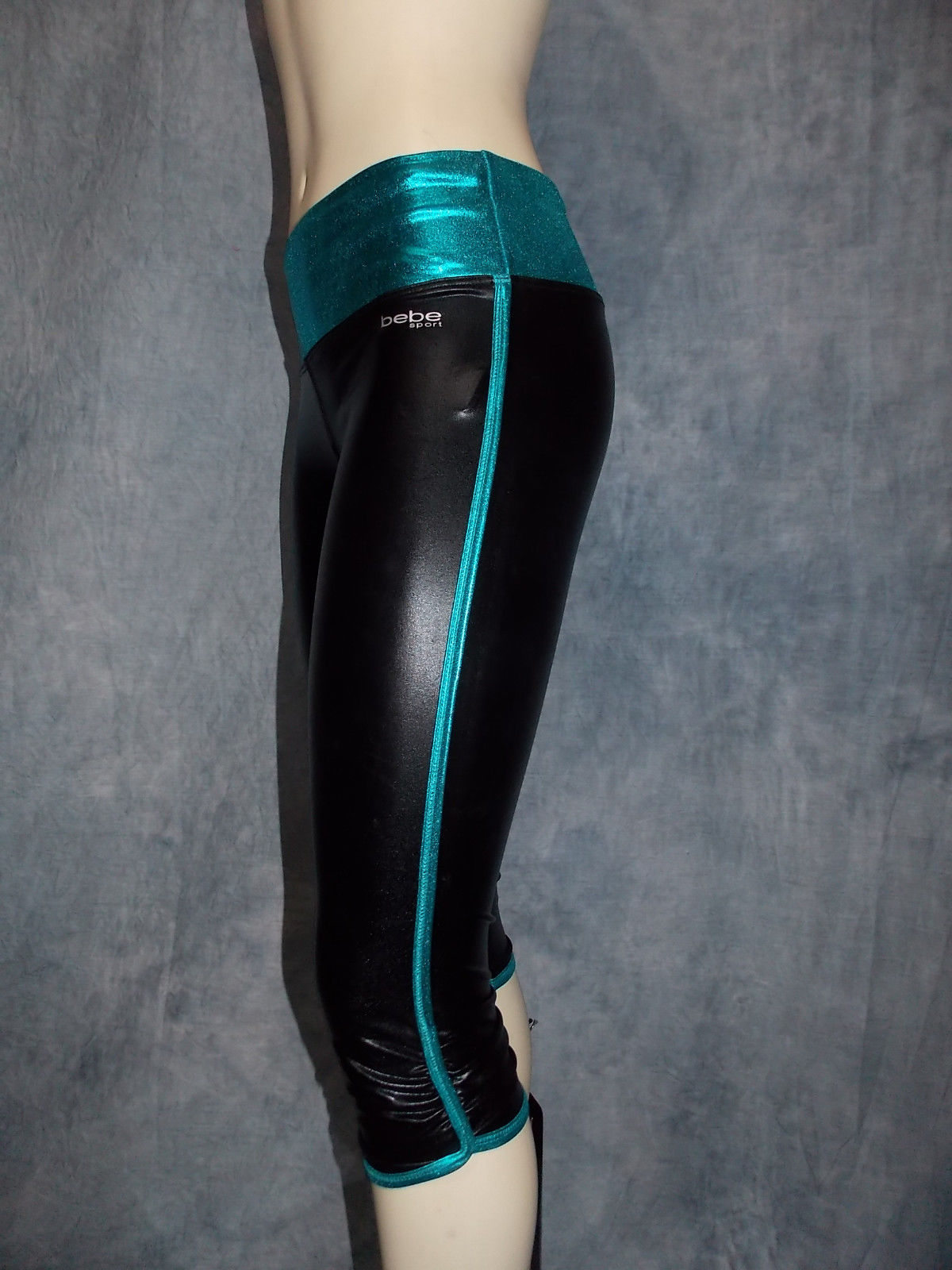 bebe Sport Tights Side View
