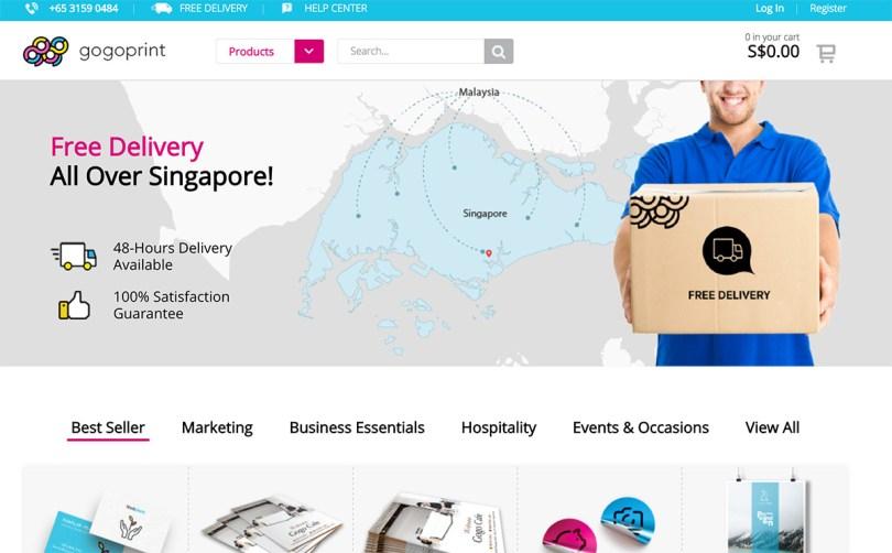 Gogoprint Singapore