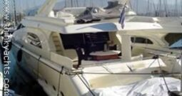 Ferretti 810 Used Motor Yacht For Sale
