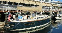 Sabre Yachts 386 Used Racer and Cruiser
