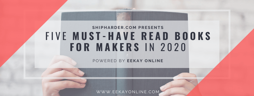 Five Must-Have Read books For Makers In 2020