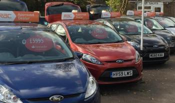2011 Ford Fiesta 1.4 Zetec 5dr full