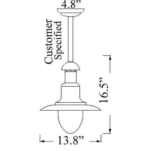 Wharf Light Diagram by Shiplights (C-7TUB)