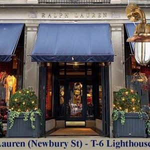 Ralph Lauren Nautical Lighting by Shiplights