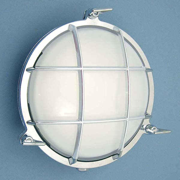 Tortuga Round Transitional Wall Sconce by Shiplights (R-1C)