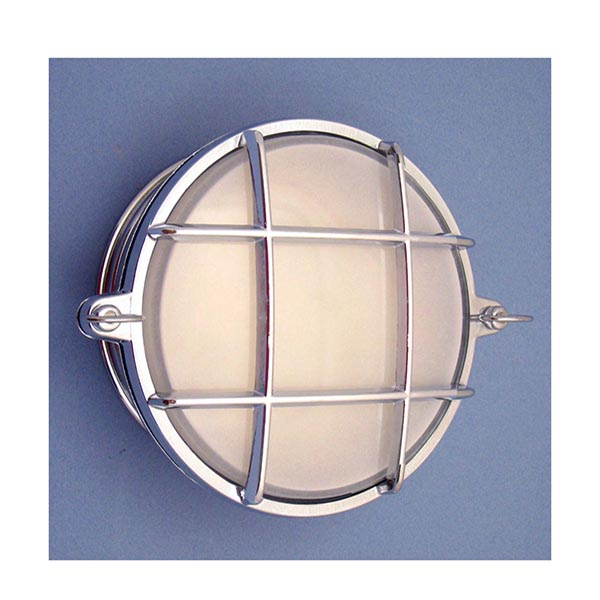 Nautical Round Bulkhead Sconce (R-2)