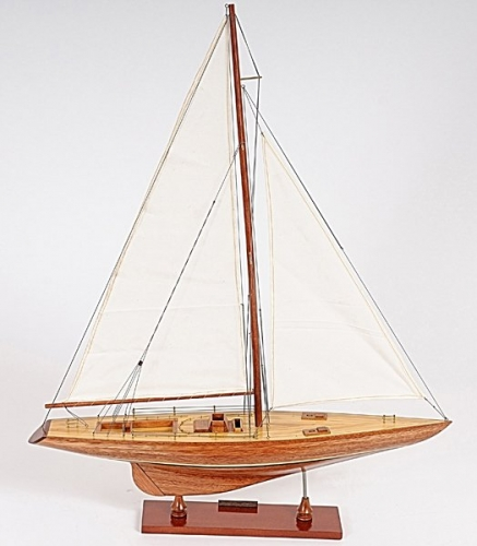 Columbia Sailboat Model