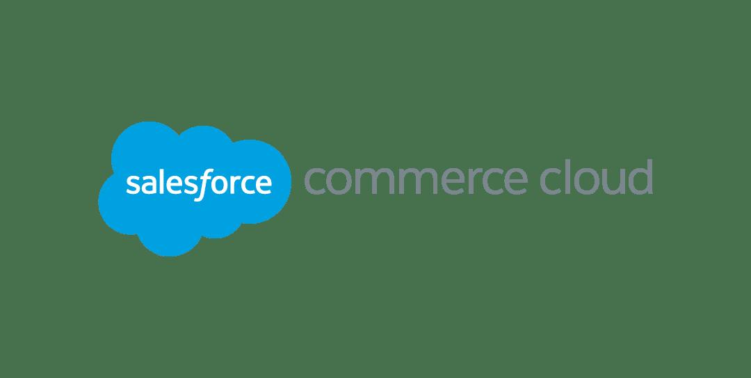 Salesforce Commerce Cloud - store