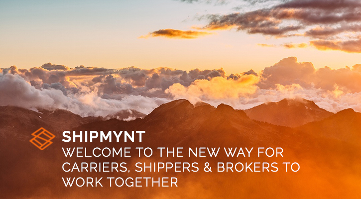 Welcome to SHIPMYNT, the logistics social network!