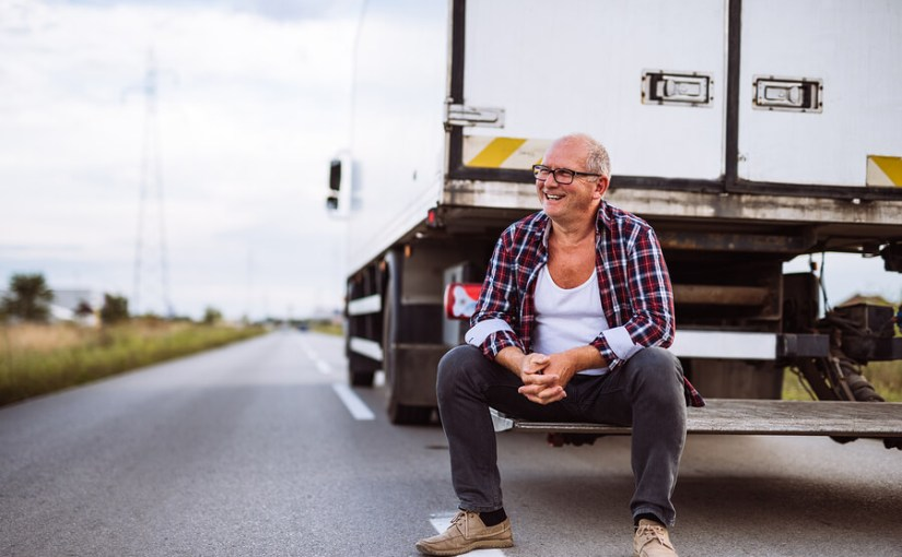 Truck Driving and Mental Health
