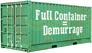 Image for demurrage