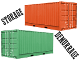 FI for storage and demurrage