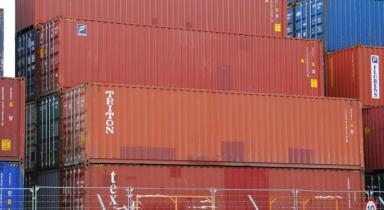 Image of container stack