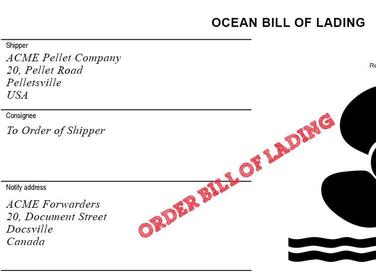 Which Is The Most Important Function Of A Bill Of Lading And Why