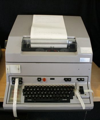 Telex Machine