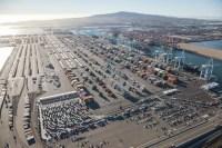 port congestion Los Angeles