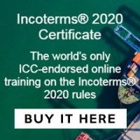 Incoterms 2020 Certificate