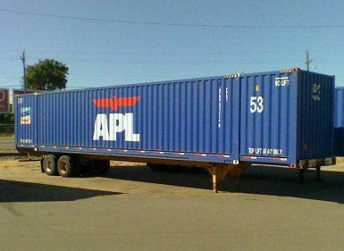 53' container