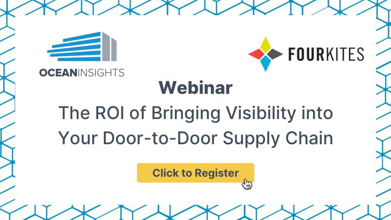 Ocean Insights FourKites webinar - integrating visibility into door to door supply chain
