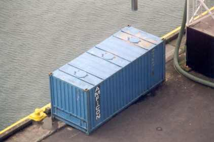 - container size and type - shipping and freight resource