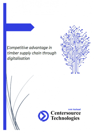 Centersource - white paper on digitalisation of timber industry - shipping and freight resource