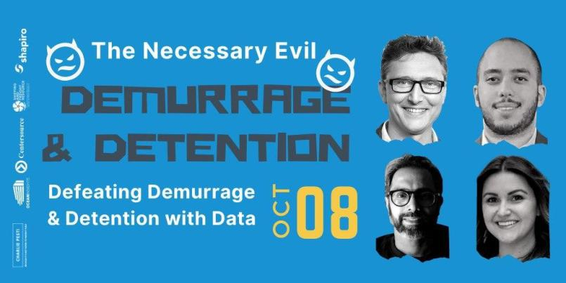 defeating demurrage and detention with data