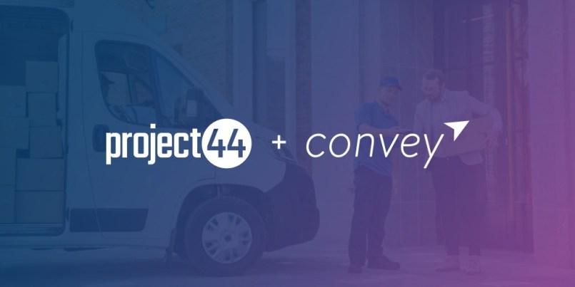project44 acquisition Convey