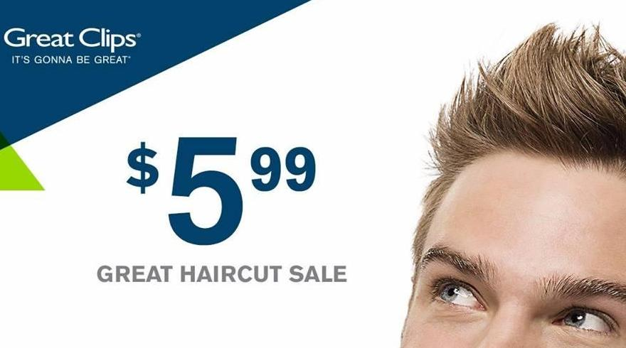 Great Clips 599 Haircut 422 429 Ship Saves