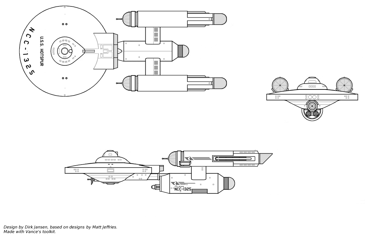 Starship Schematic Database
