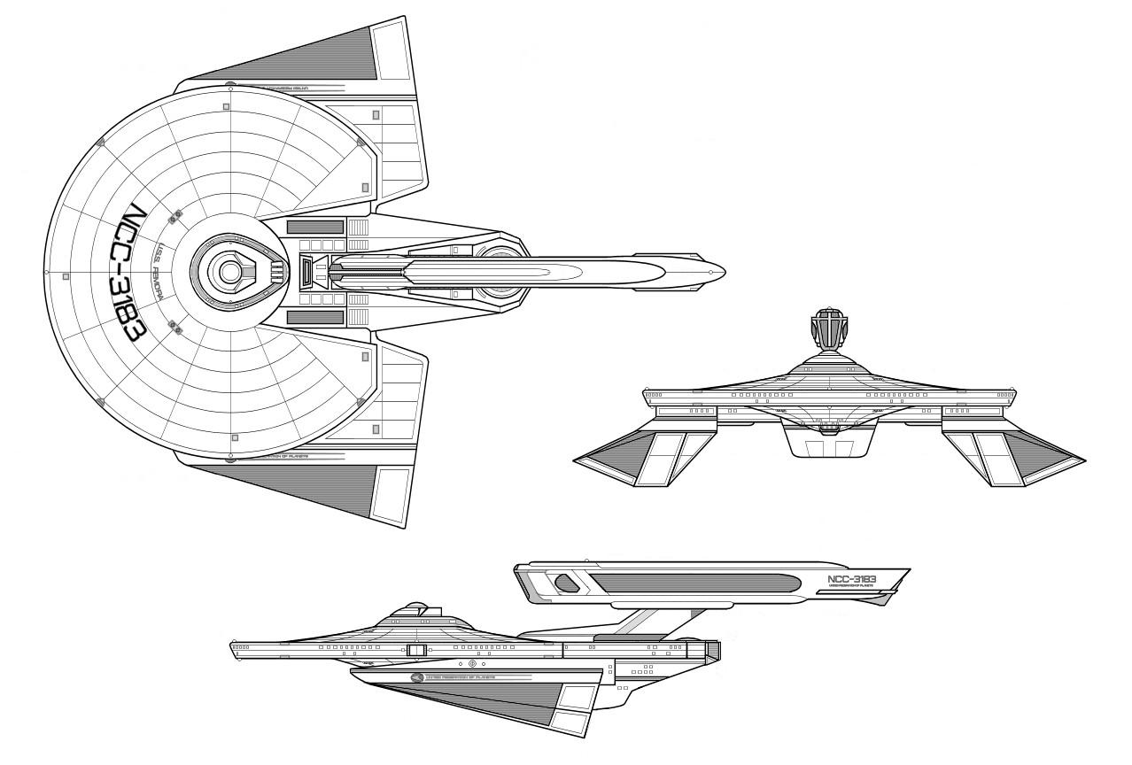 Star Trek Database