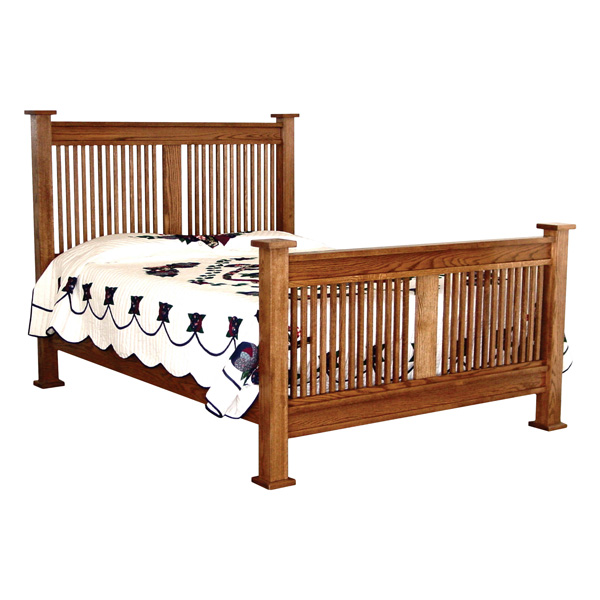 American Mission Bed