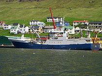 Pacific Voyager när den hette KG 14 Næraberg
