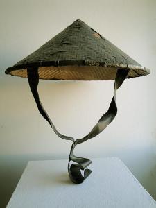 """Lori Kay """"Heir to Rice"""" sculpture"""