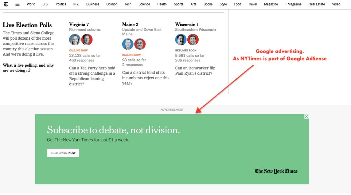 Google-Adsense-Network