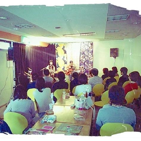 街かど音楽会 VOL.1 PRESENTED BY NARCO