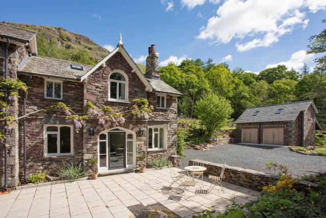 House Extensions in the Lake District