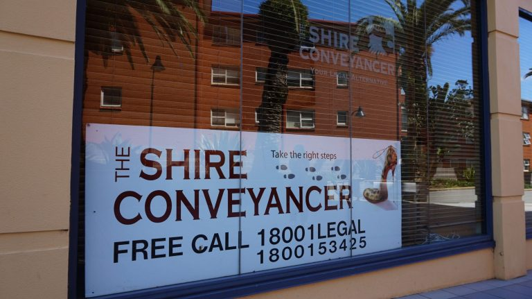 The Shire Conveyancer Flyers