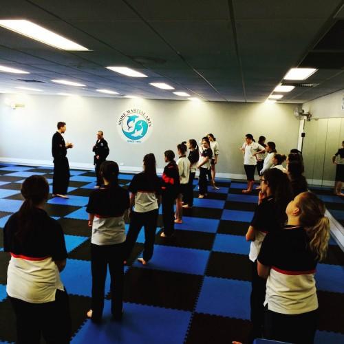 OLMC sport training