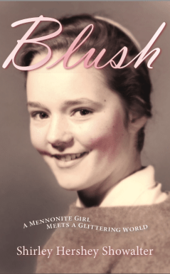book cover for Blush