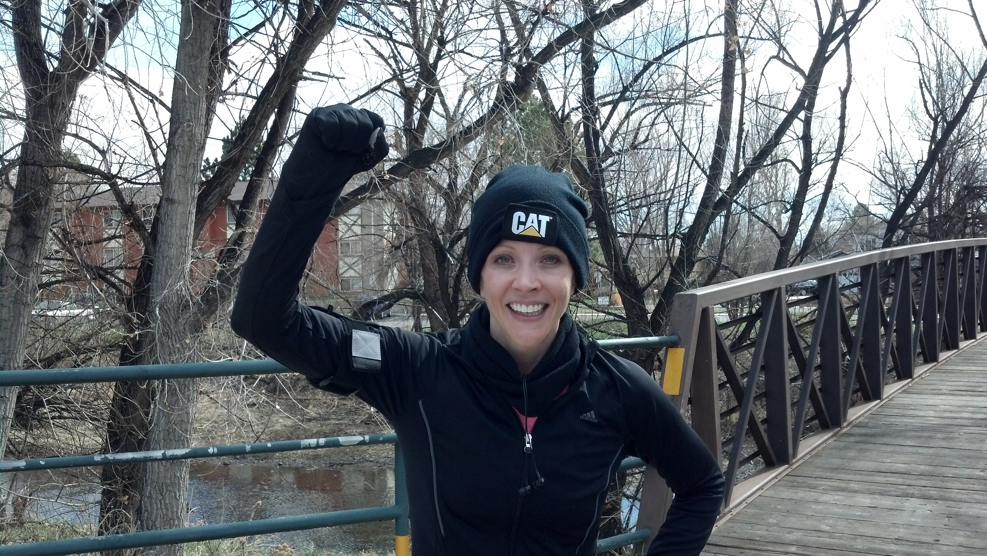 how to change your life in a big way lessons from a marathoner after twenty miles and eleven miles of torture brook is still smiling she can t help it that s who she is